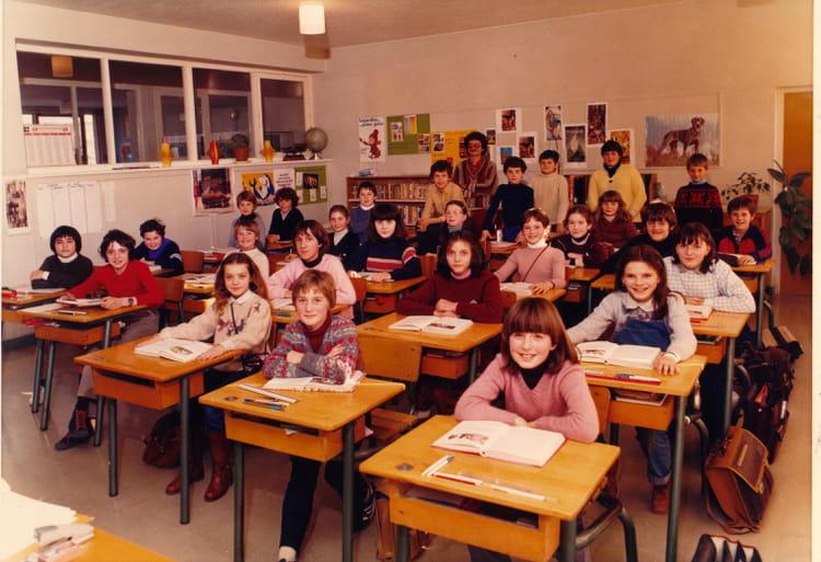 Photo de classe cm2 1980 les echaliers de 1982 ecole les - Cours de cuisine beaune ...