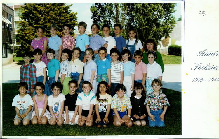 Photo de classe ce2 montjoie de 1989 ecole montjoie la - Cours cuisine la roche sur yon ...