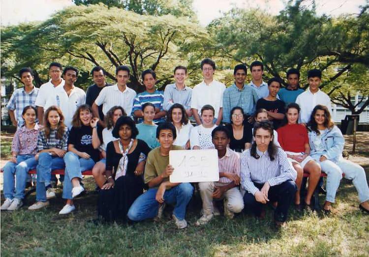 Photos de l'adolescence lycée