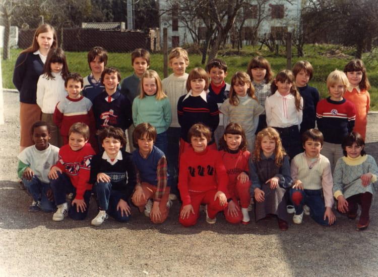photo de classe ce2 ecole de sancy les meaux de 1983 cole primaire copains d 39 avant. Black Bedroom Furniture Sets. Home Design Ideas