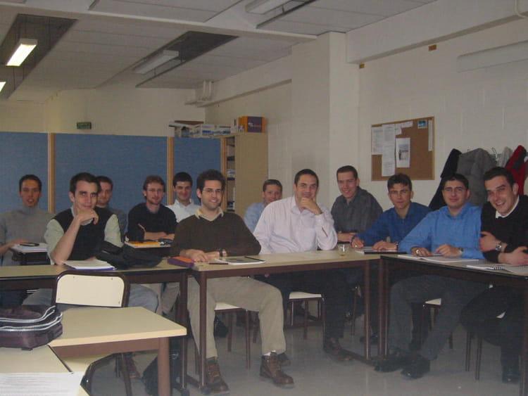 Photo de classe dess g nie automobile 2002 2003 de 2003 - Ecole superieure de cuisine ...