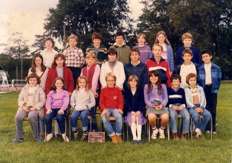 Photo de classe 6eme de 1980, COLLEGE ALFRED KASTLER   Copains d u0026#39;avant