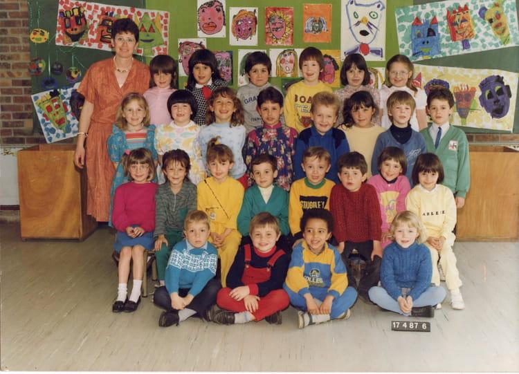 Photo de classe maternelle de 1987 ecole du torpilleur for Torpilleur cuisine