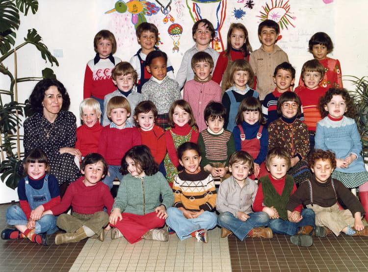 photo de classe grande section maternelle de 1979 ecole maternelle des acaccias copains d 39 avant. Black Bedroom Furniture Sets. Home Design Ideas