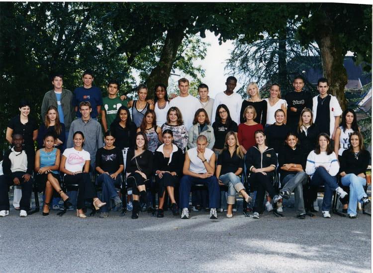 Photo de classe 1STT2 de 2004, Itecboisfleury  Copains d  ~ Itec Bois Fleury