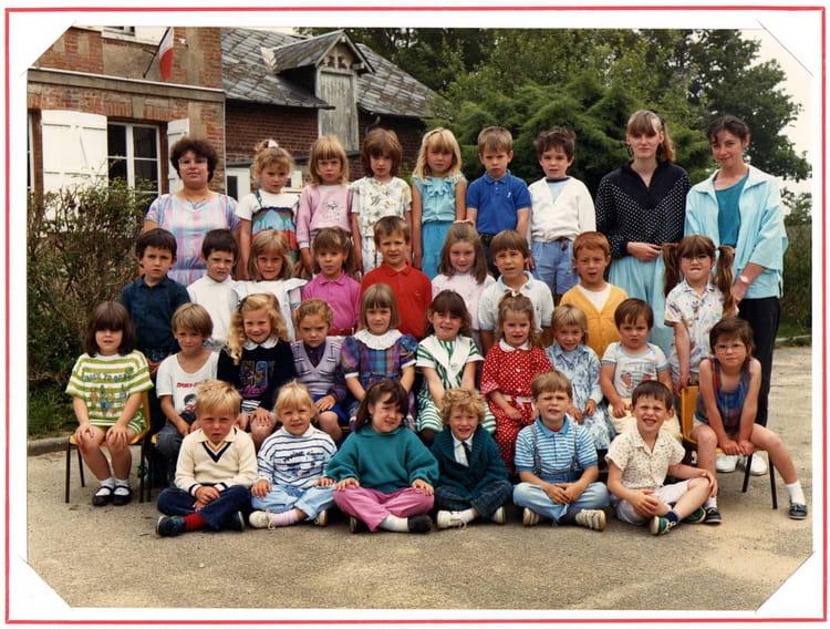photo de classe ecole maternelle de 1988 ecole primaire la roquette sur siagne copains d 39 avant. Black Bedroom Furniture Sets. Home Design Ideas