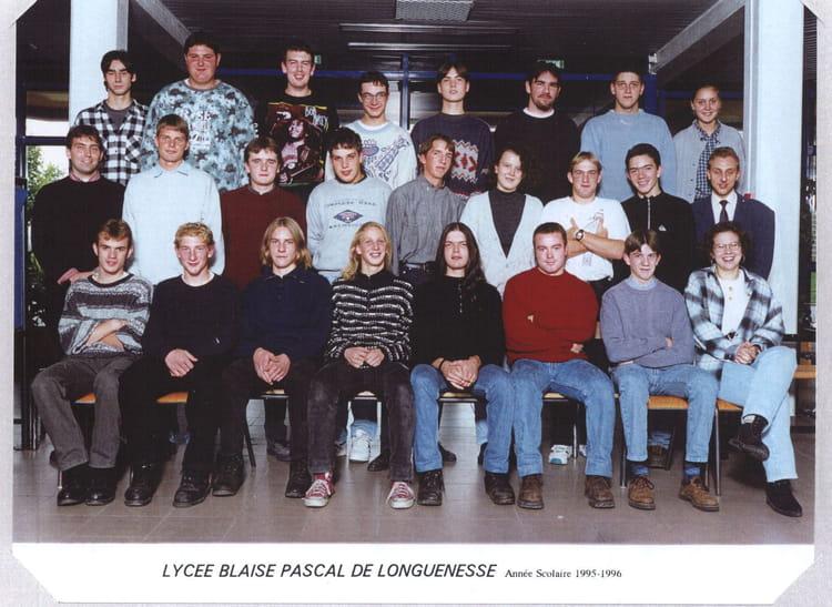 Photo de classe tgk1 de 1995 lyc e blaise pascal cit - Art cuisine longuenesse ...