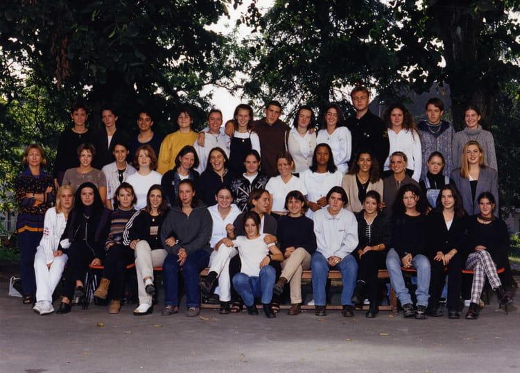 Photo de classe 1ère SMS de 1997, Itecboisfleury  ~ Itec Bois Fleury