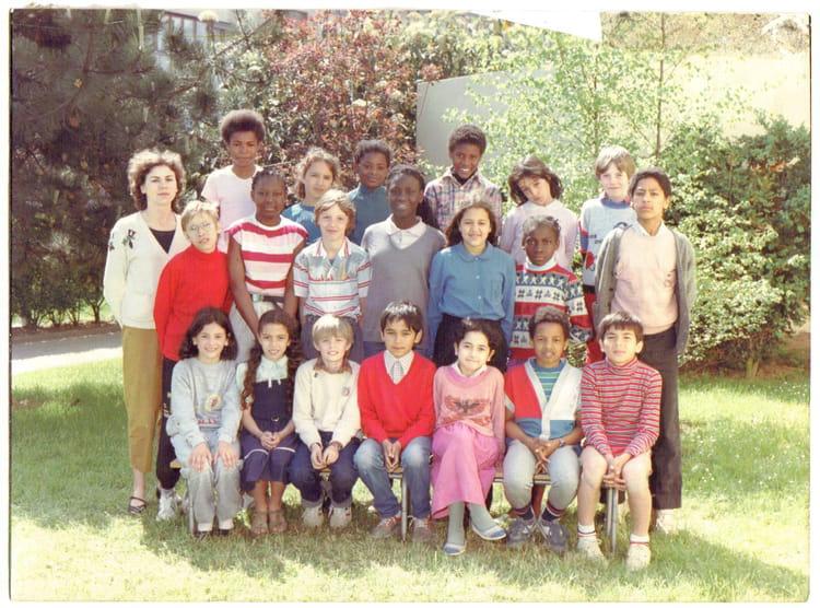 photo de classe cm1 cole maurice thorez de 1985 maurice thorez copains d 39 avant. Black Bedroom Furniture Sets. Home Design Ideas