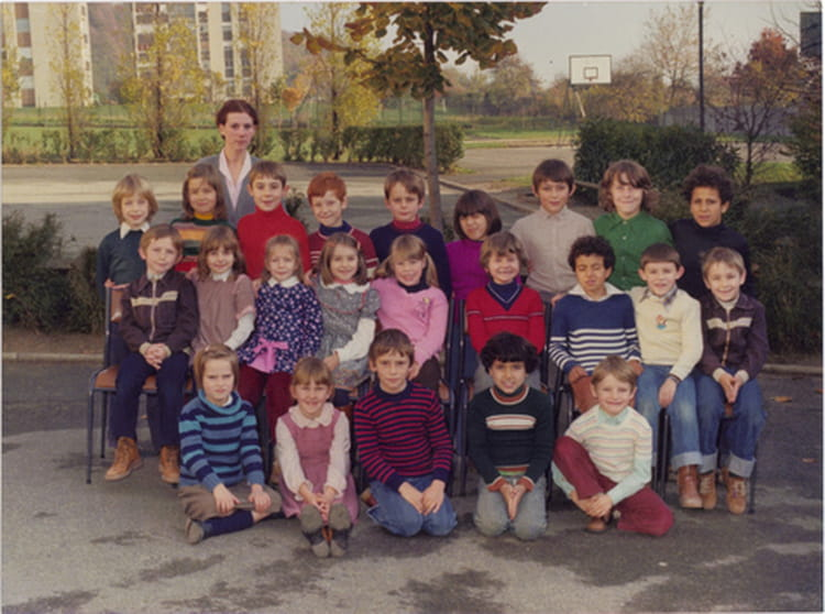 photo de classe ce1 de 1979 ecole jean moulin villers. Black Bedroom Furniture Sets. Home Design Ideas
