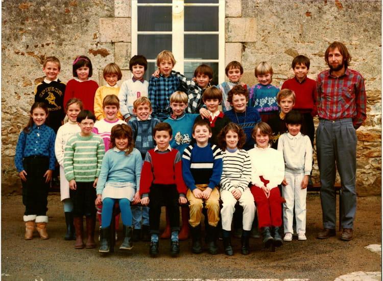 Photo de classe ce1 86 87 de 1986 ecole saint joseph - Cours de cuisine saint malo ...