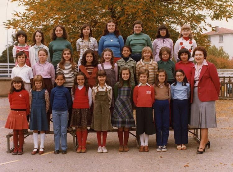 Photo de classe cm2 de 1978 ecole ferdinand buisson - Cours de cuisine villefranche sur saone ...