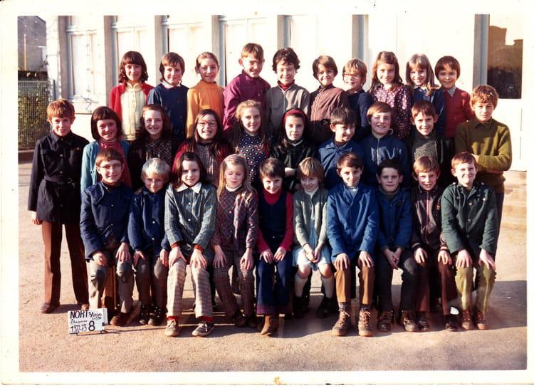 Photo de classe cm1 de 1972 ecole paul doumer nort sur erdre copains d 39 avant - Piscine de nort sur erdre ...