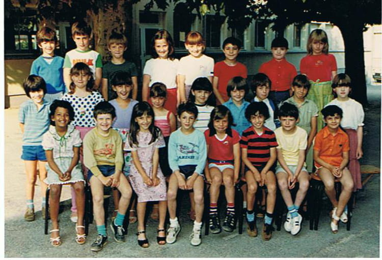 photo de classe primaire 1981 1982 de 1981 ecole saint jean en royans copains d 39 avant. Black Bedroom Furniture Sets. Home Design Ideas