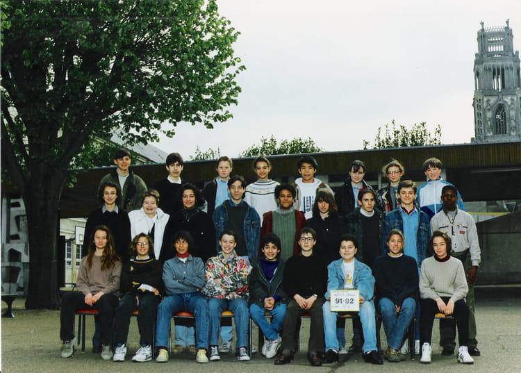 Resultado de imagen de Collège Anatole Bailly 1992