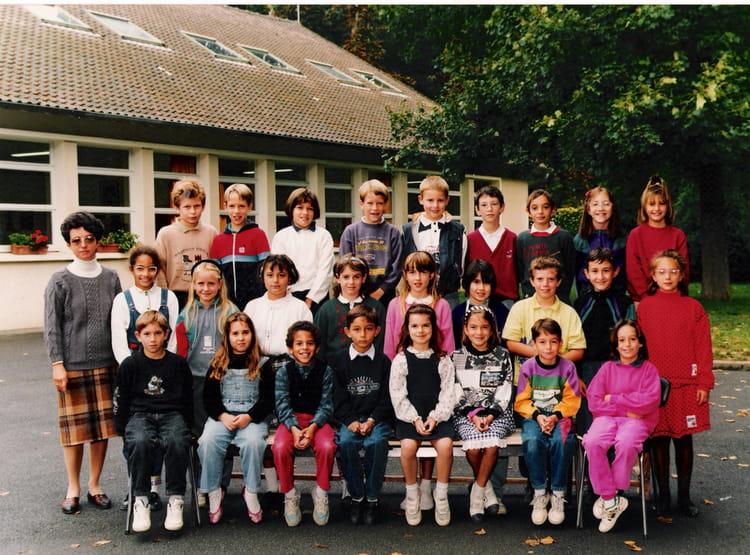 Photo de classe cm1 de 1991 ecole alphonse daudet for Garage morigny champigny