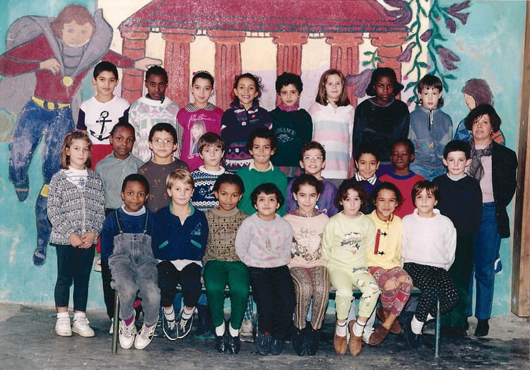 photo de classe ce2 de 1993 ecole notre dame de la major copains d 39 avant. Black Bedroom Furniture Sets. Home Design Ideas