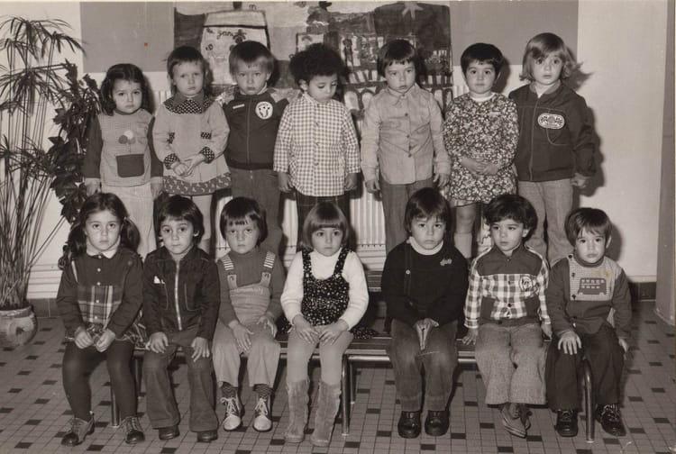 Photo de classe maternelle de 1975 ecole laennec la - Cours cuisine la roche sur yon ...