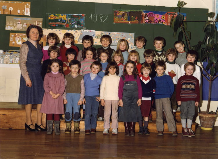 Photo de classe ce1 de 1982 ecole la fontaine grands - Cours de cuisine arras ...