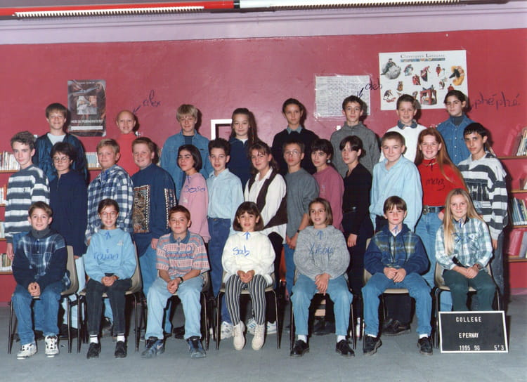 photo de classe 5eme3 de 1995 coll ge c te legris copains d 39 avant. Black Bedroom Furniture Sets. Home Design Ideas