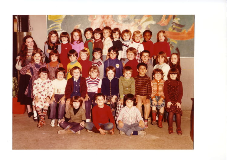 photo de classe cm 2 de 1979 ecole compayre meaux copains d 39 avant. Black Bedroom Furniture Sets. Home Design Ideas