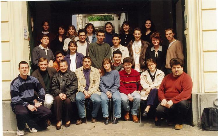 Photo de classe bts biochimie 1996 1997 de 1997 ecole - Ecole superieure de cuisine ...