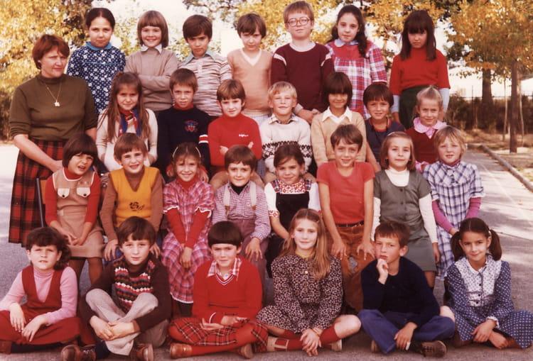 Photo de classe CE2 de 1979, ECOLE BOIS DE LA BARTHE  ~ Ent Bois De La Barthe