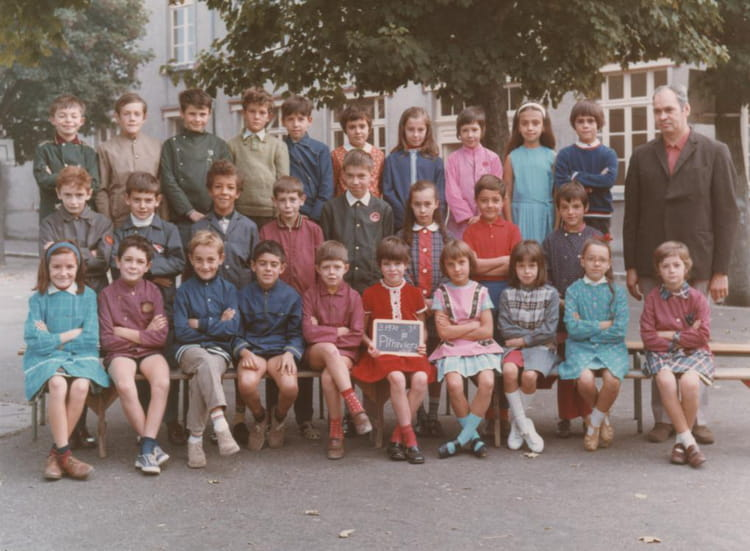 photo de classe cm1 de 1970 ecole du general de gaulle. Black Bedroom Furniture Sets. Home Design Ideas