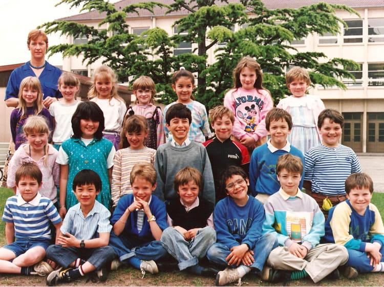 Photo de classe ce1 de 1987 ecole saint georges haguenau - Cuisine schmidt haguenau ...