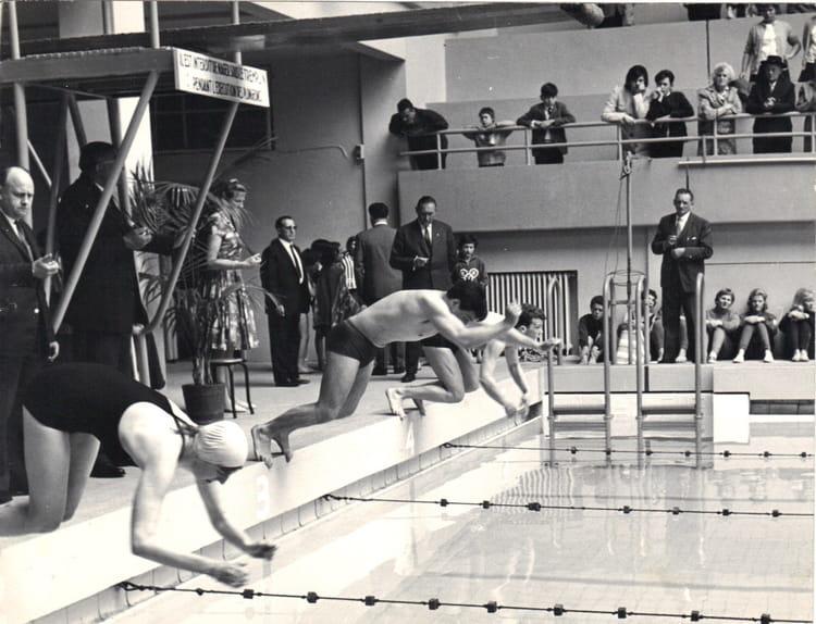 photo de classe piscine de tourcoing de 1958 enfant de. Black Bedroom Furniture Sets. Home Design Ideas