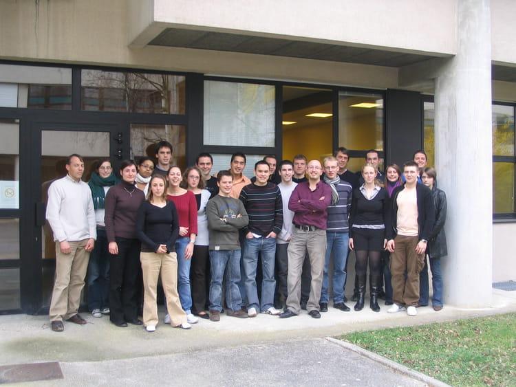 Photo de classe licence pro sprp de 2008 universit de - Universite reims champagne ardenne bureau virtuel ...