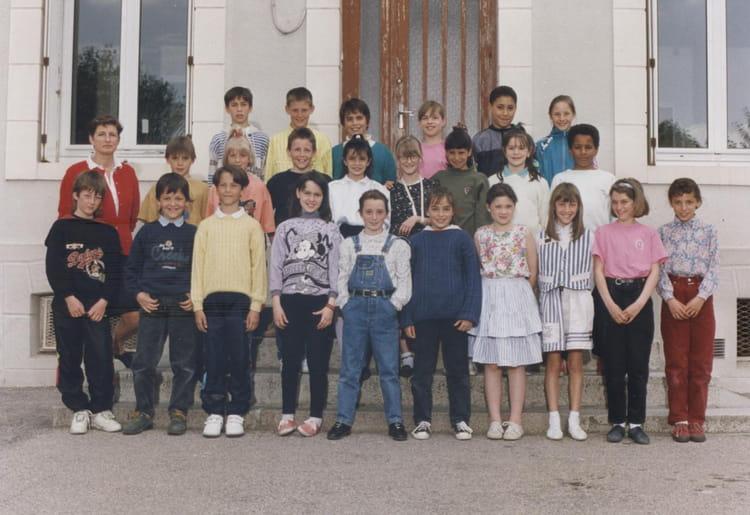 photo de classe cm1 de 1992 ecole jean jaures gonfreville l orcher copains d 39 avant. Black Bedroom Furniture Sets. Home Design Ideas