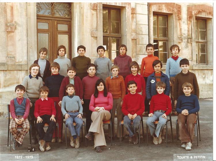 Photo de classe 6 de 1972 lyc e viala lacoste copains d 39 avant - Lycee viala lacoste salon de provence ...
