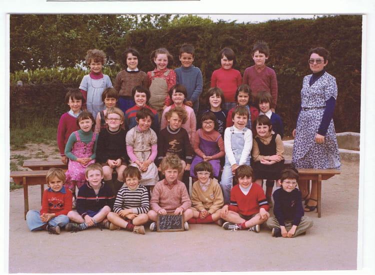 Photo De Classe C P De 1979 Ecole Sainte Anne Plescop Copains D