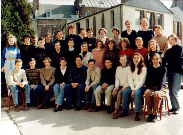 Photo de classe seconde 1 st jean lacroix st quentin de - Piscine jean bouin saint quentin ...