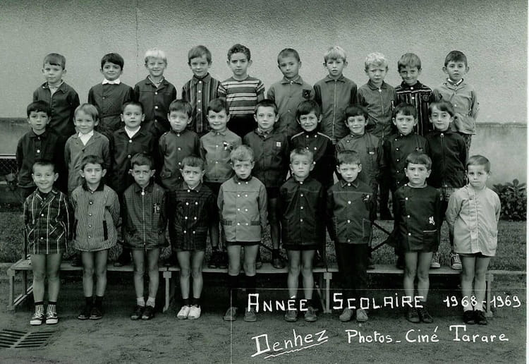 photo de classe cp ecole ferdinand buisson villefranche saone de 1968 ecole ferdinand buisson. Black Bedroom Furniture Sets. Home Design Ideas