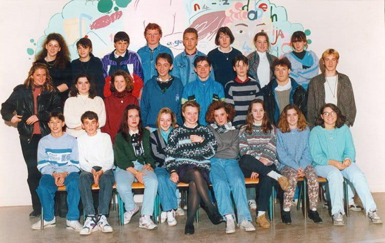 photo de classe 2nd de 1992 lyc e edouard gand copains d 39 avant. Black Bedroom Furniture Sets. Home Design Ideas