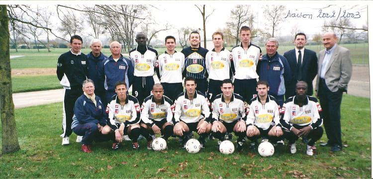 Coloriage Foot Sco Angers.Photo De Classe Cfa2 Effectif 2002 2003 De 2002 Sco Angers