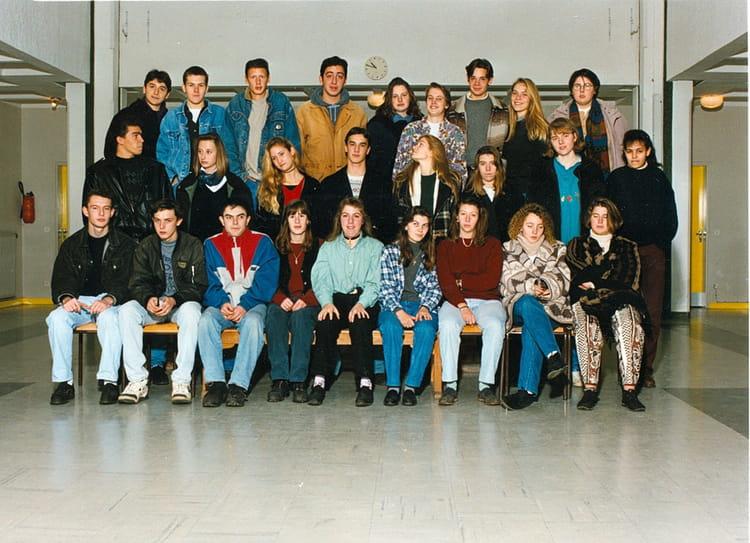 photo de classe lyc 233 e de verneuil de 1993 lyc 233 e porte de normandie copains d avant