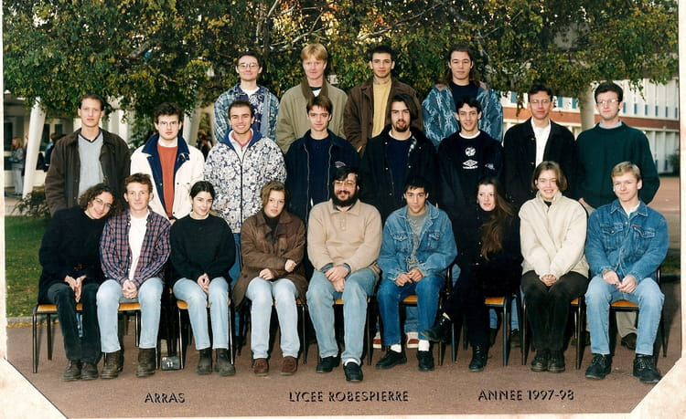 1997 , Math spé PC* , Cpge lycée robespierre