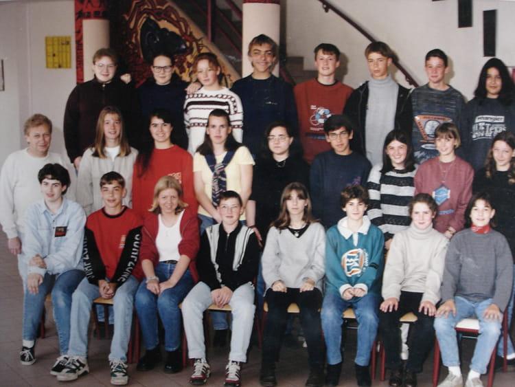 Photo de classe 3 eme de 1995 coll ge charles de gaulle - College charles de gaulle guilherand granges ...