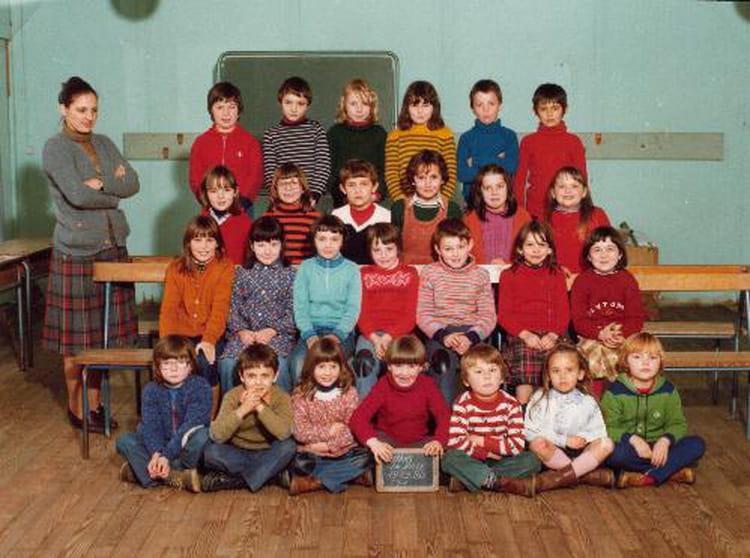 Photo De Classe C E 1 De 1979 Ecole Jules Ferry Saint Mars La
