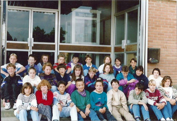 photo de classe coll 232 ge jean rostand marquise 4a 1992 93 de 1992 coll 232 ge jean rostand marquise