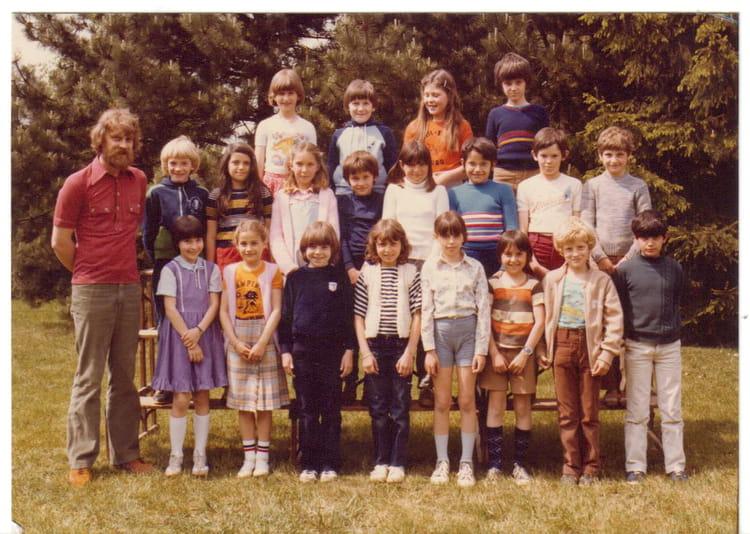 Photo de classe mr hermann de 1978 ecole basses terres for Mr piscine thionville
