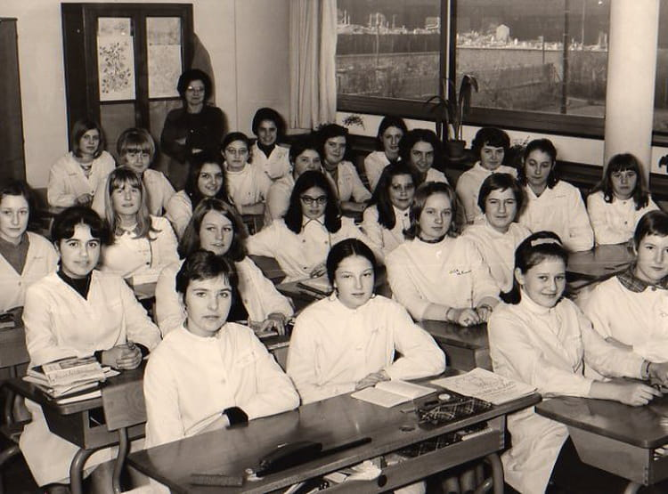 Photo de classe 3 me a de 1967 coll ge jean jaur s for Pronote college jean moulin salon