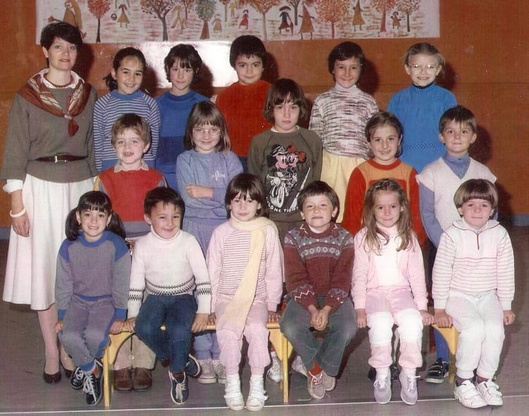 photo de classe cp 1984 1985 de 1984 ecole groupe scolaire jean mace gueret copains d 39 avant. Black Bedroom Furniture Sets. Home Design Ideas