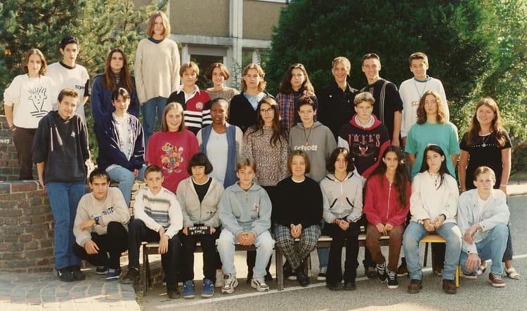Photo de classe 3èmeC de 1997, Collège Du Pont De Bois  ~ Bistrot Du Pont De Bois