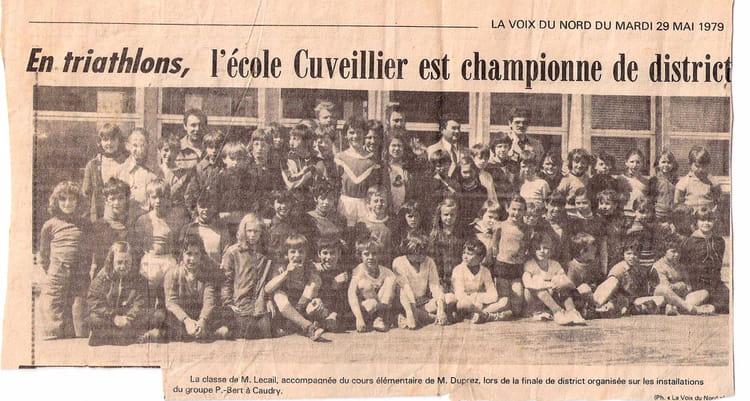 Photo de classe mr lecail de 1979 ecole simeon cuveillier for Lariviere valenciennes