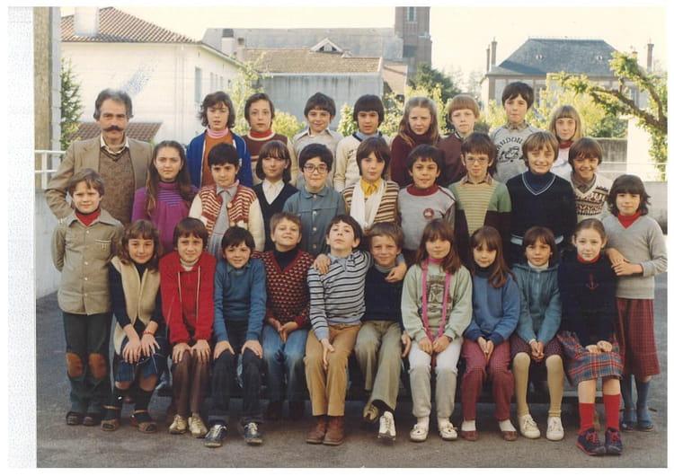 photo de classe cm1 1980 1981 de 1980 ecole pierre guillard vic en bigorre copains d 39 avant. Black Bedroom Furniture Sets. Home Design Ideas