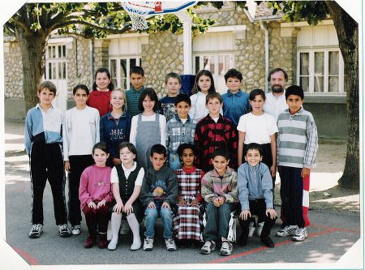 photo de classe cm2 de 1997 ecole jules ferry fleury les. Black Bedroom Furniture Sets. Home Design Ideas
